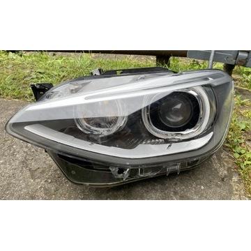 F20 F21 lampa przód ksenon led