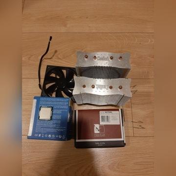 Procesor intel i5 4690k + cooler Coolink (noctua)