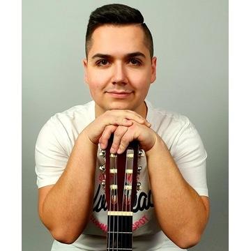 Lekcje gry na Gitarze lub na basie! :) TO łatwe!