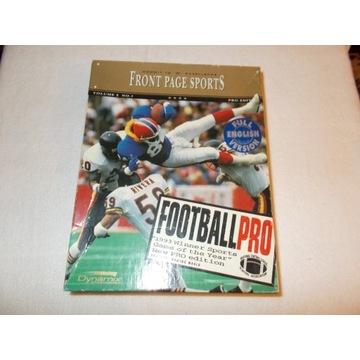 PC box FOOTBALL PRO sierra