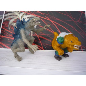 Zestaw figurek dinozaurów