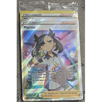 Pokemon TCG Marnie promo pack