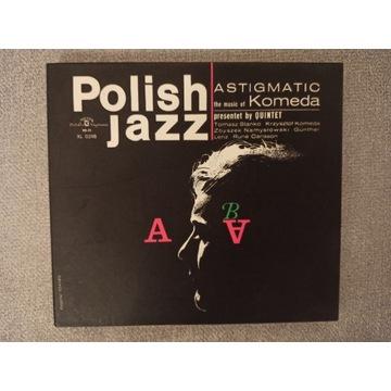 Krzysztof Komeda Quintet Astigmatic CD