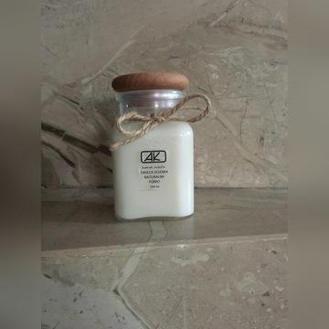 Świeczka sojowa zapachowa, eco, świeca naturalna