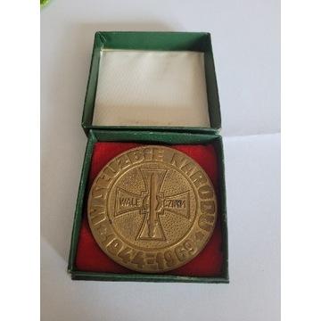 15. Odznaczenie/medal w służbie narodu