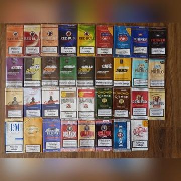 Opakowania po tytoniu - 250 sztuk