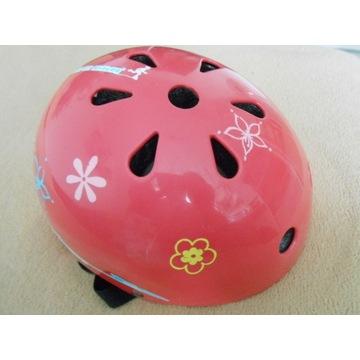 Dziecięcy kask na rower, rolki