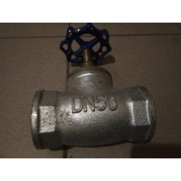 Zawor grzybkowy DN50/PN10