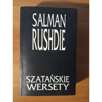 Salman Rushdie Szatańskie wersety
