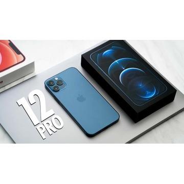 Apple iPhone 12 PRO Pacyficzny Gwarancja + gratisy