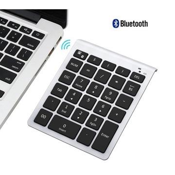 Klawiatura Bluetooth AVATTO Ultra Slim 28 klawisze