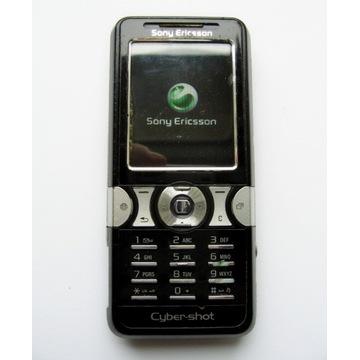 Telefon komórkowy Sony Ericsson K550i.
