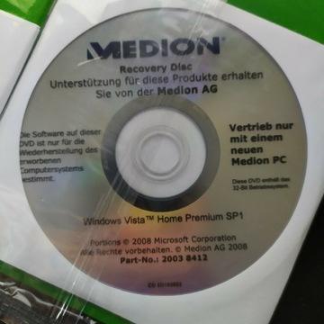 Windows Vista Home premium instrukcja płyta 32 bit