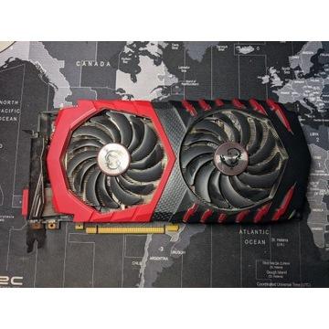 MSI GeForce GTX 1070Ti GAMING 8GB zadbana karta gr