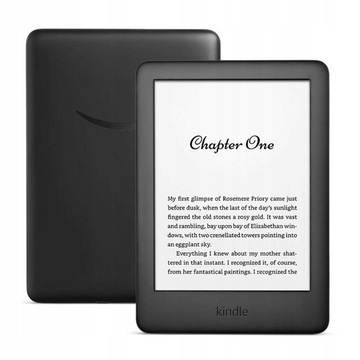 Amazon Kindle 10 bez reklam z podświetleniem 8GB