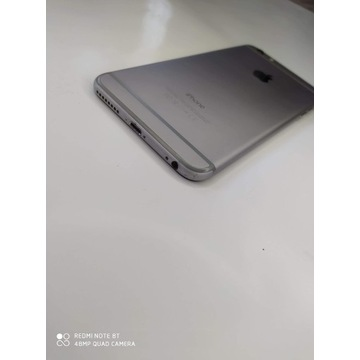 IPhone 6plus 64gb space gray stan igła