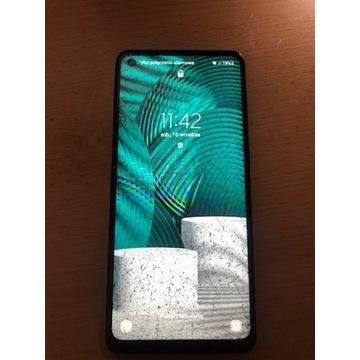 Samsung Galaxy A21S wyświetlacz ekran LCD ramka