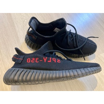 adidas Yeezy Boost 350 V2 Black Red (2017/2020)