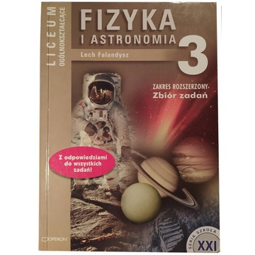 Fizyka i astronomia 3 Falandysz L.