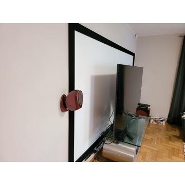 Kauber ekran ramowy 135 cali 169X300 kino domowe