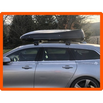Bagażnik dachowy Box JOST MOBY 190/ 420L jak Thule