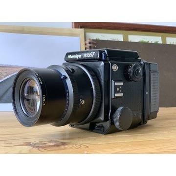 Mamuta RZ67 Pro + Sekor Z 180 4.5 W
