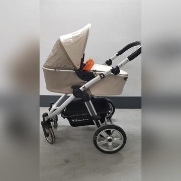 Wózek XLander XQ torba, pelne wyposażenie