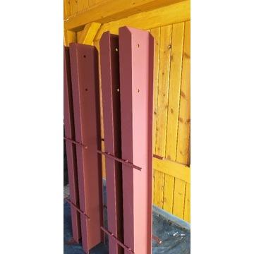 Podpora słupa altana, wiata garażowa, pergola.