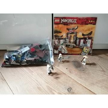 Lego Ninjago 2504 Spinjitzu Dojo 100% kompletny