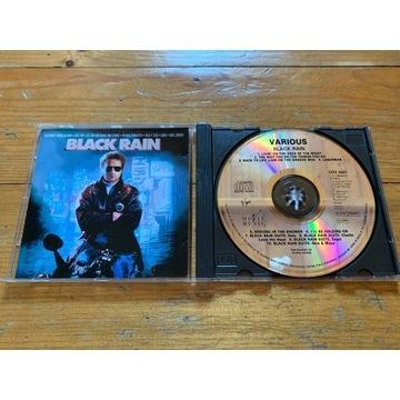BLACK RAIN SOUNDTRACK CD - OST, Iggy Pop, Zimmer