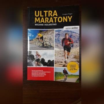 książka - Ultramaratony - bieganie i kolarstwo