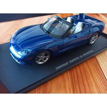 Corvette C6 Cabrio AutoArt Edycja Limitowana