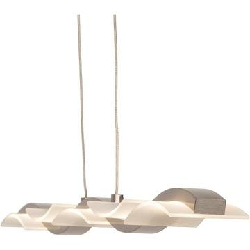 Lampa wisząca SURF Chrom Nikiel LED 5x7.5W 3000K