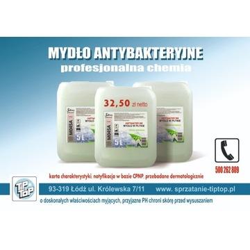 Mydło antybakteryjne 3 zapachy