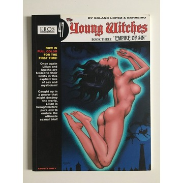 The Young Witches Eros Vol 47 Erotyka