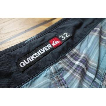 krótkie spodnie QUIKSILVER