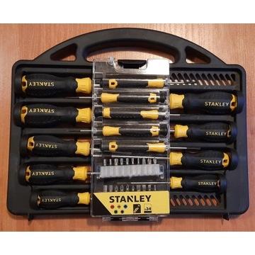 Zestaw wkrętaków Stanley STHT0 34szt.