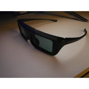 Okulary  aktywne 3D  Full HD Panasonic okazja