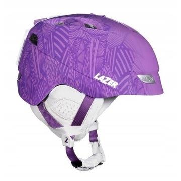 Kask LAZER LEXI purple roz: S (52-56)