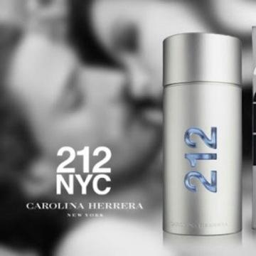 Carolina Herrera 212 NYC Men edt 100 ml m TESTER