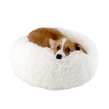 Legowisko kojec dla psa kota DONUT FUTERKO 80cm
