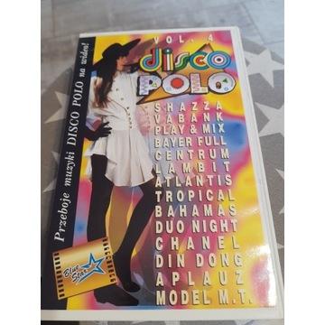 VHS disco polo z shazza,bayer full,mister dex,