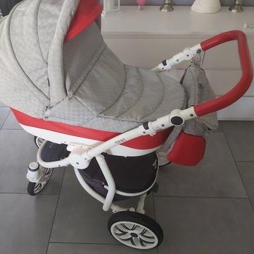 Wózek 3w1 Bebetto Torino