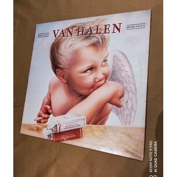 Van halen płyta winylowa I wydanie Warner Bros