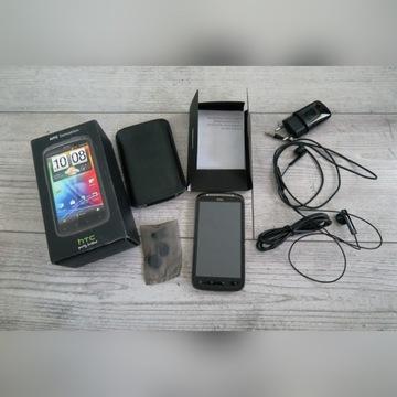 Telefon HTC Sensation Z710e stan idealny/bdb