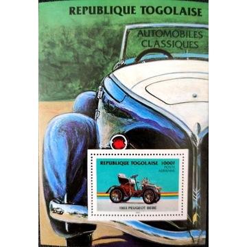 Motoryzacja - TOGO** 1984
