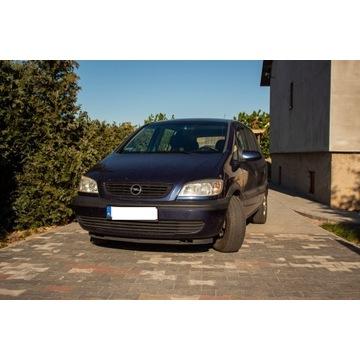 Opel Zafira A 1.8 benzyna + LPG