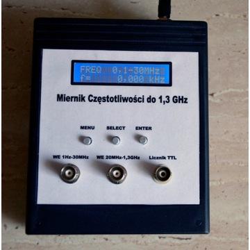 Miernik Częstotliwości 1,3 Ghz