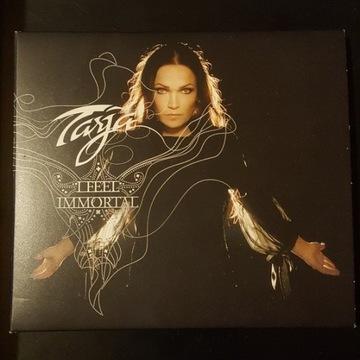 Tarja I Feel Immortal LIMITED EDITION rare single