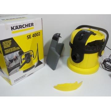 Opis Odkurzacz Piorący Wodny Kärcher SE 4001